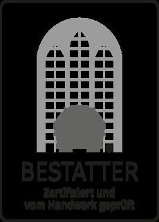 Bildergebnis für bestatter logo